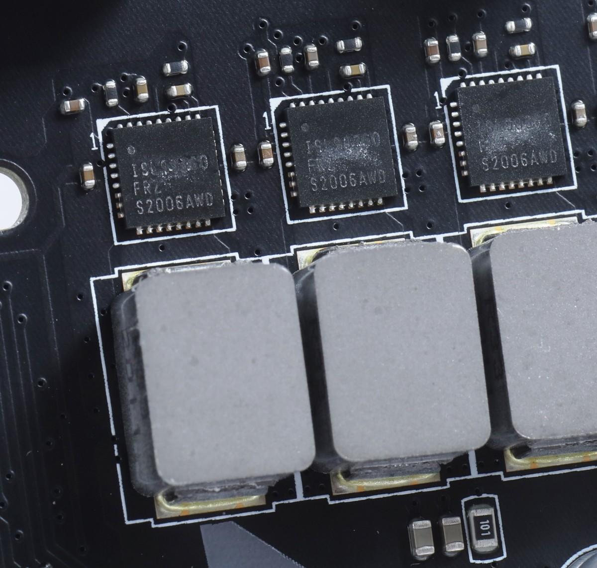 採用 Renesas ISL99360 Smart Power Stage 晶片