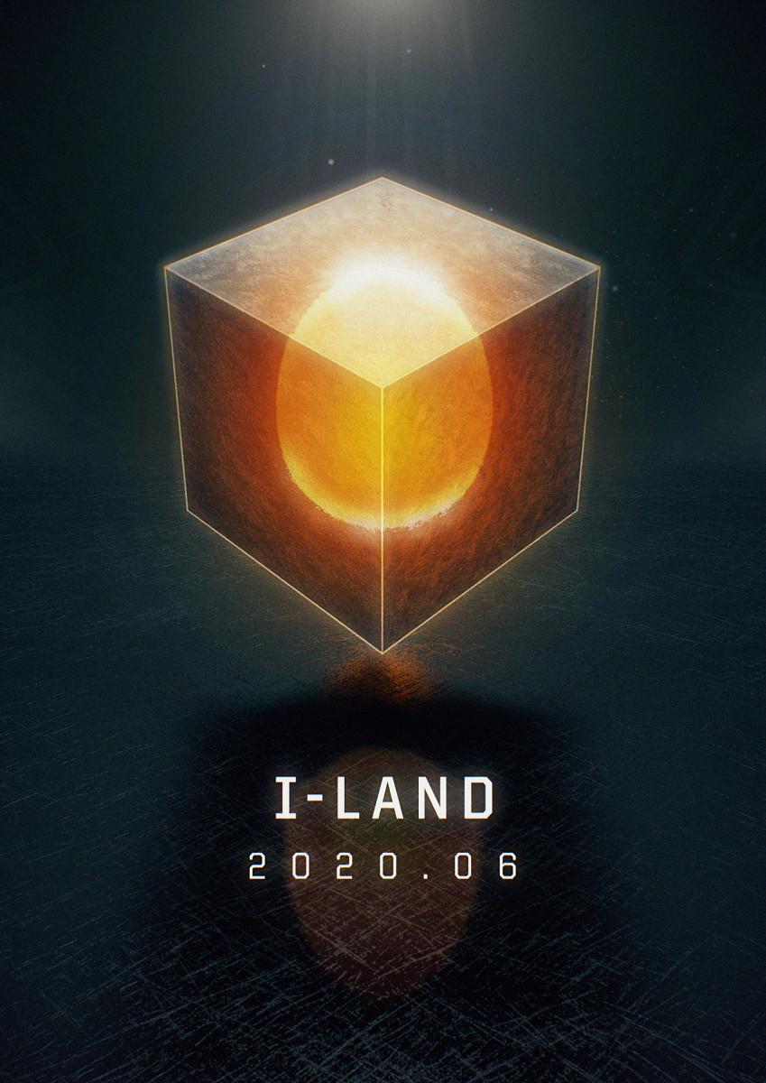 I-LAND poster