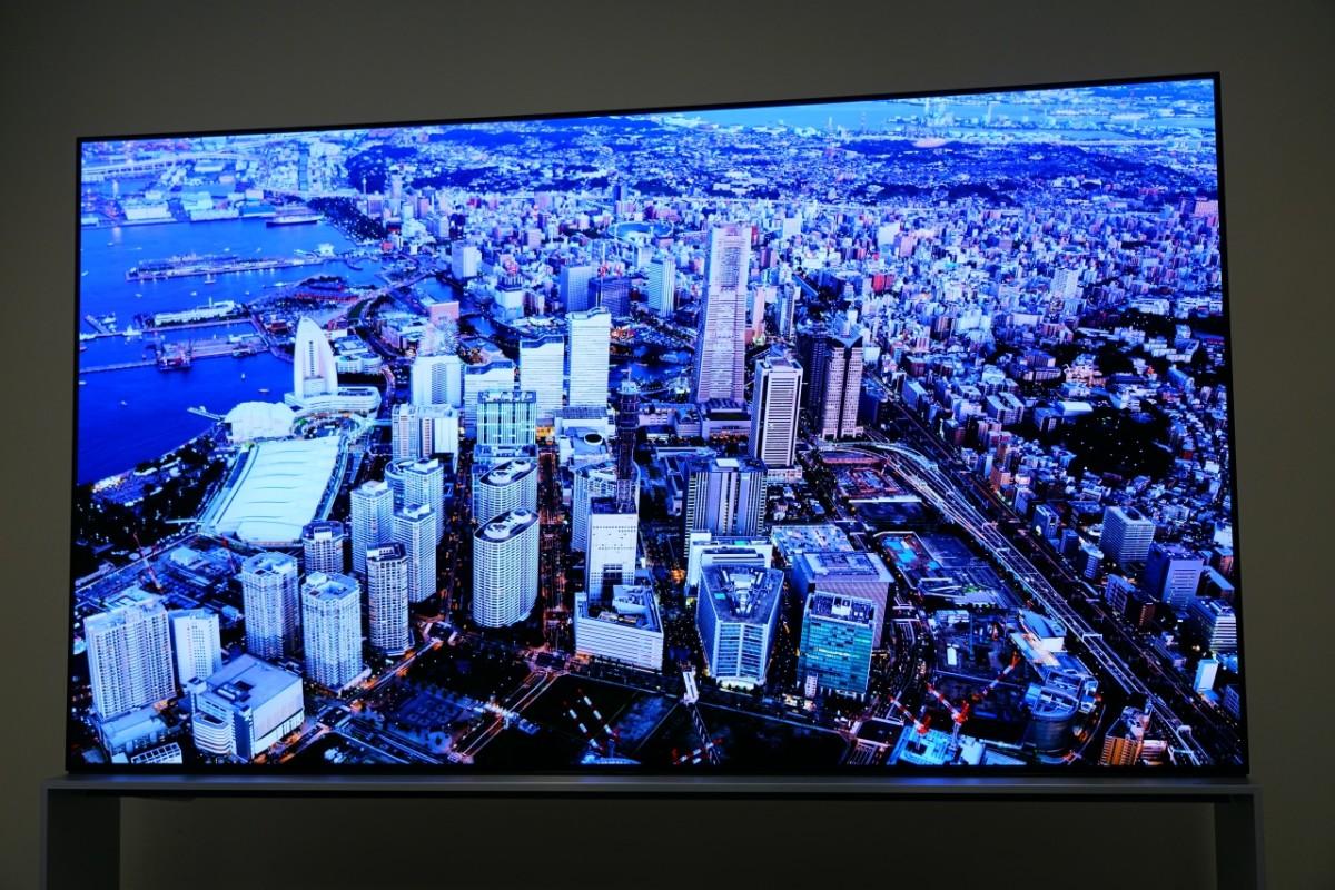 LG 8K TV 2020