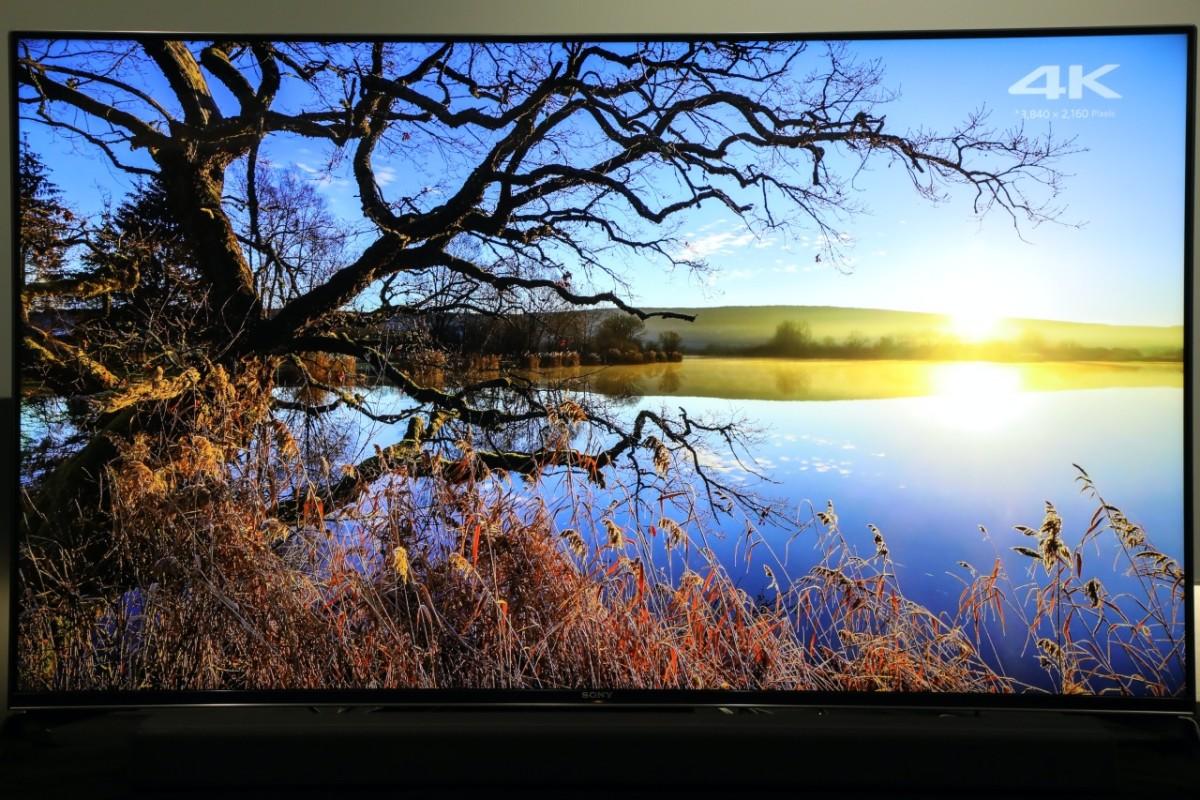 .X9500H 解像度和光度相當高,畫質保持高水準,65吋一樣有X-Wide Angle技術保障不同視角畫質。