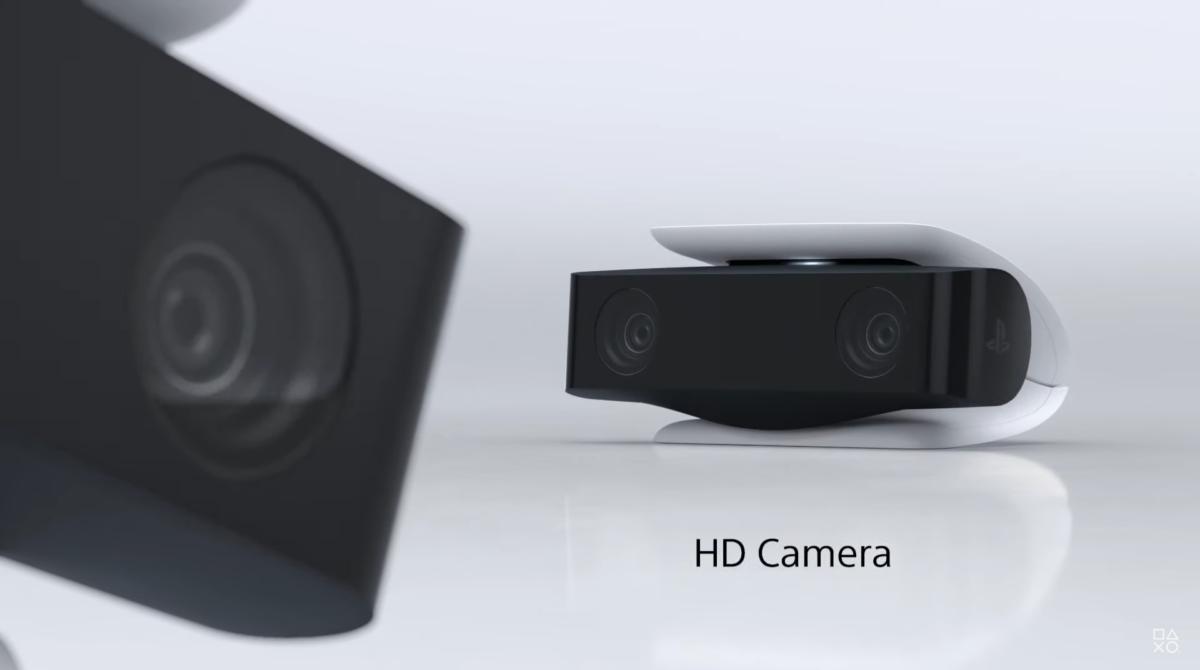 HD Camera 視像鏡頭。