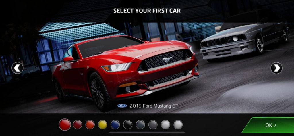 遊戲開始時,玩家可在三款車型中,選擇一部作為戰車。