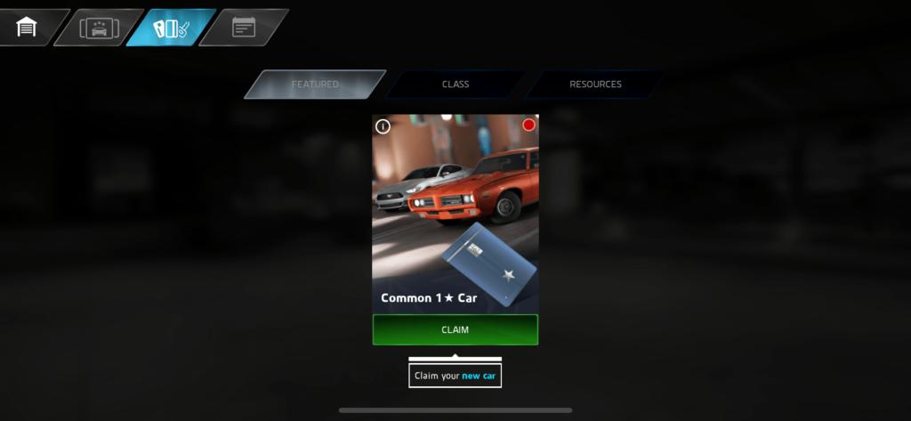 在比賽後可得到獎勵卡,當儲齊一定數量,就可以增加車型數目。