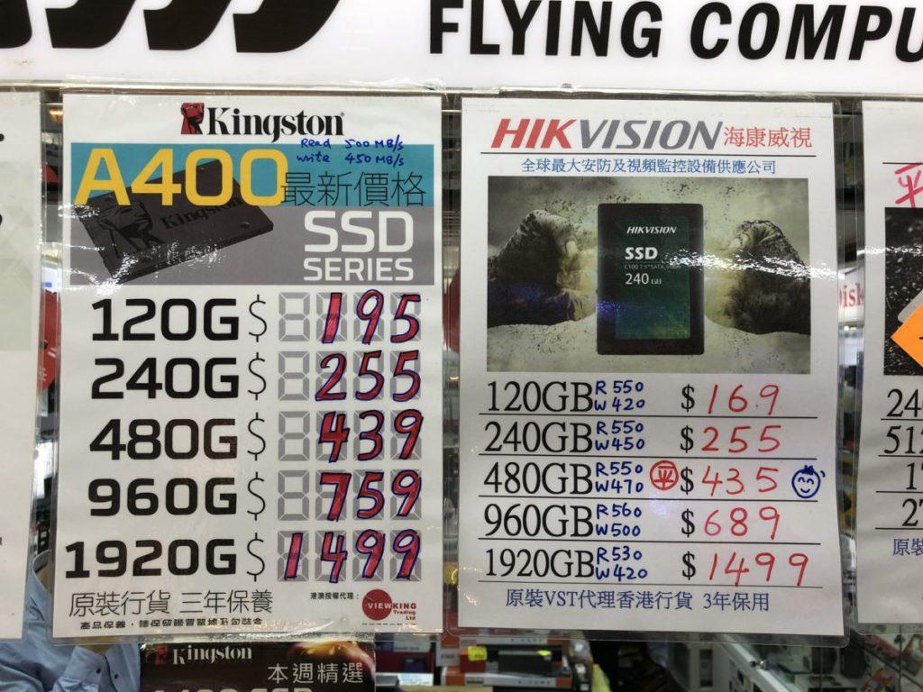 作為入門的A400價格上可與國內品牌匹敵。