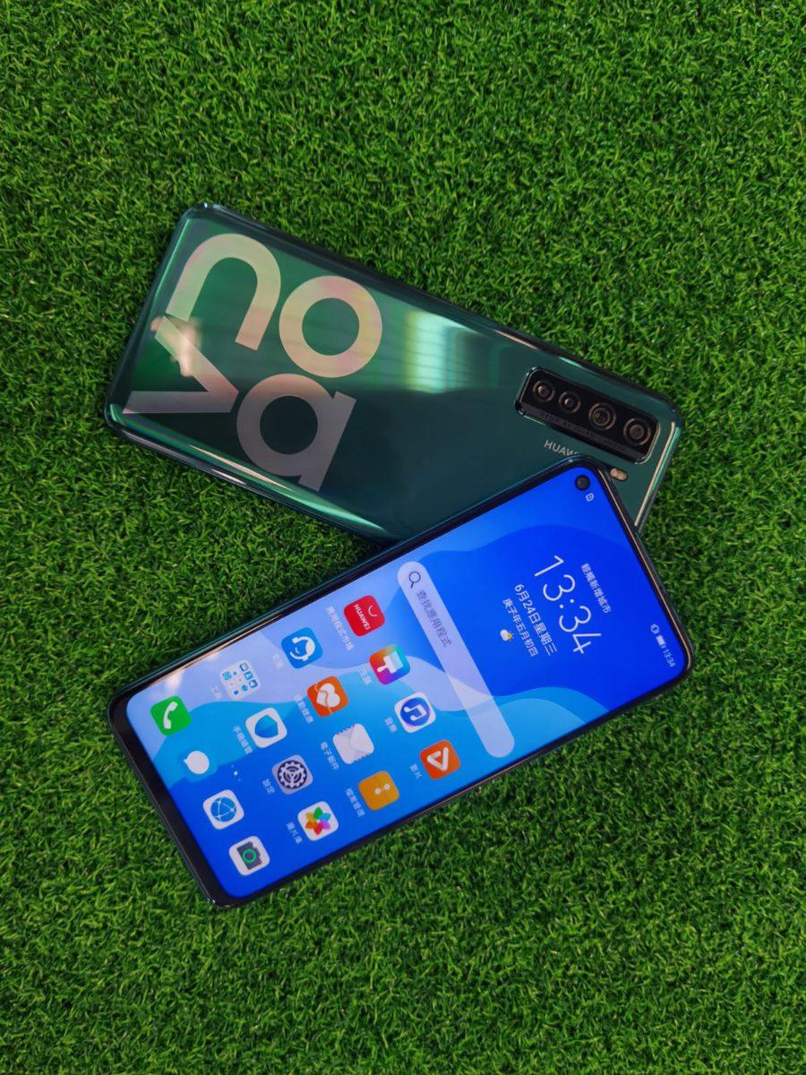Nova 7 SE 5G雖貴 小米10 Lite二百,但CP值應該更高。