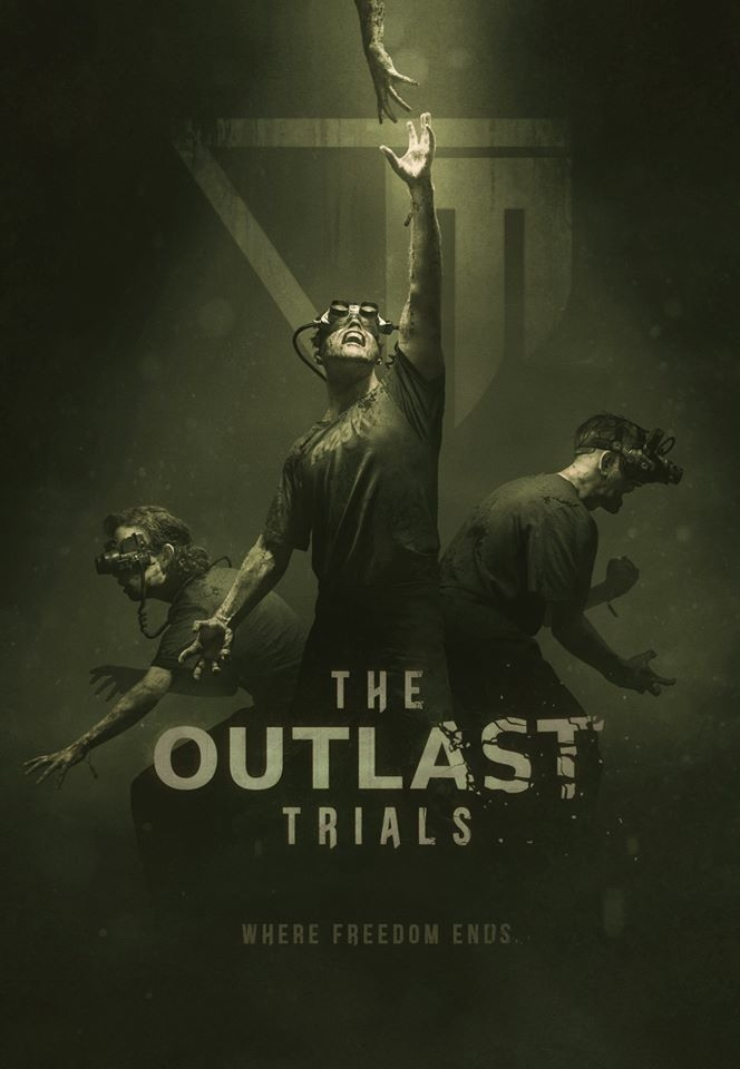The Outlast Trials 主美術圖。