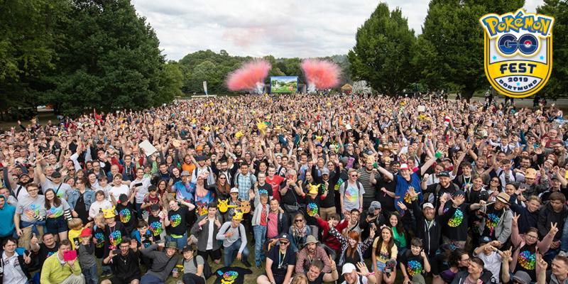 去年 Pokemon GO Fest 於芝加哥舉辦,不過由於活動規模所限,玩家除了要親身到來外,更需要通過抽選才能參加。