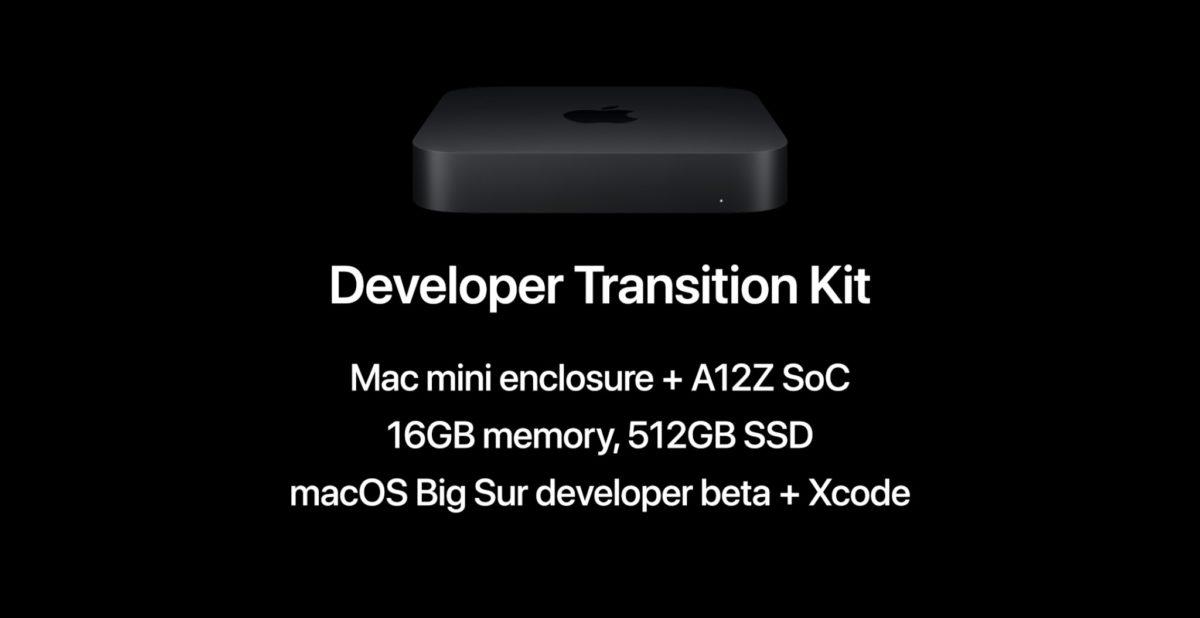 日前推出的 Developer Transition Kit 沒有 Thunderbolt 接口,一度令人忖測 Apple Silicon Mac 機不再支援 Thunderbolt 。
