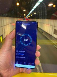 SmarTone 已於香港多條主要幹線公路、絕大部份的隧道提供5G服務。