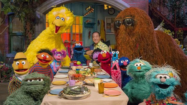 教育與娛樂並重的經典兒童節目 Sesame Street (芝麻街)