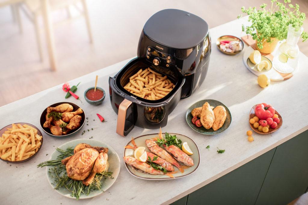 能煮理烤、焗、煮、炸、煎的菜式