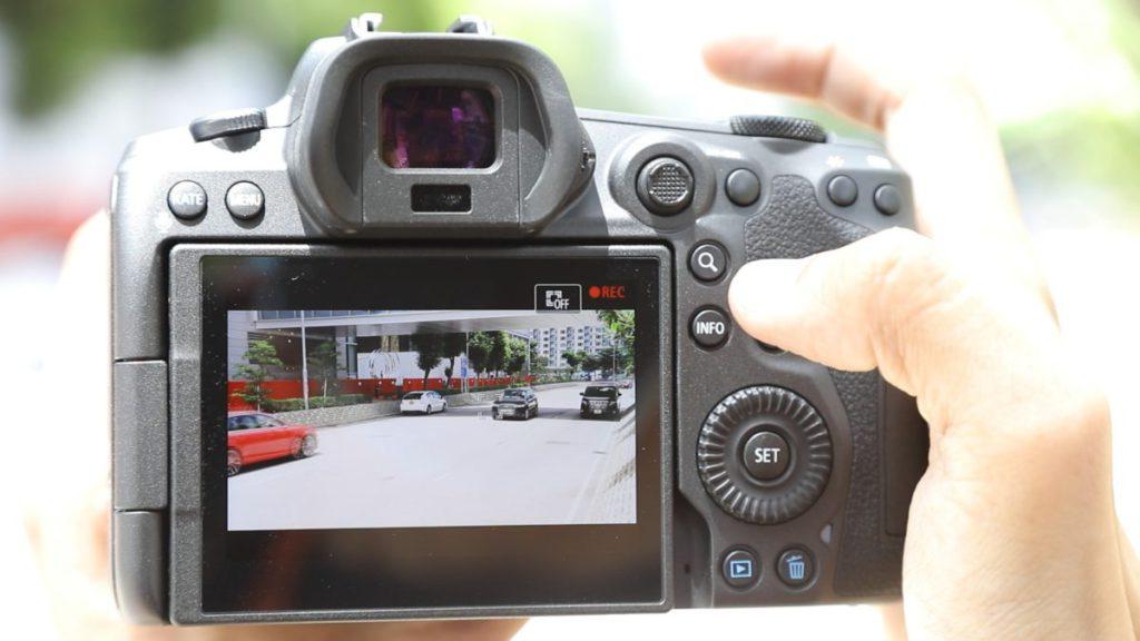 EOS R5 在影片拍攝的追焦快速準確