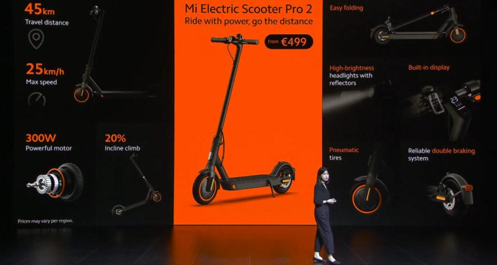 Mi Electric Scooter Pro 2 將會推出 Mercedes-AMG 特別版