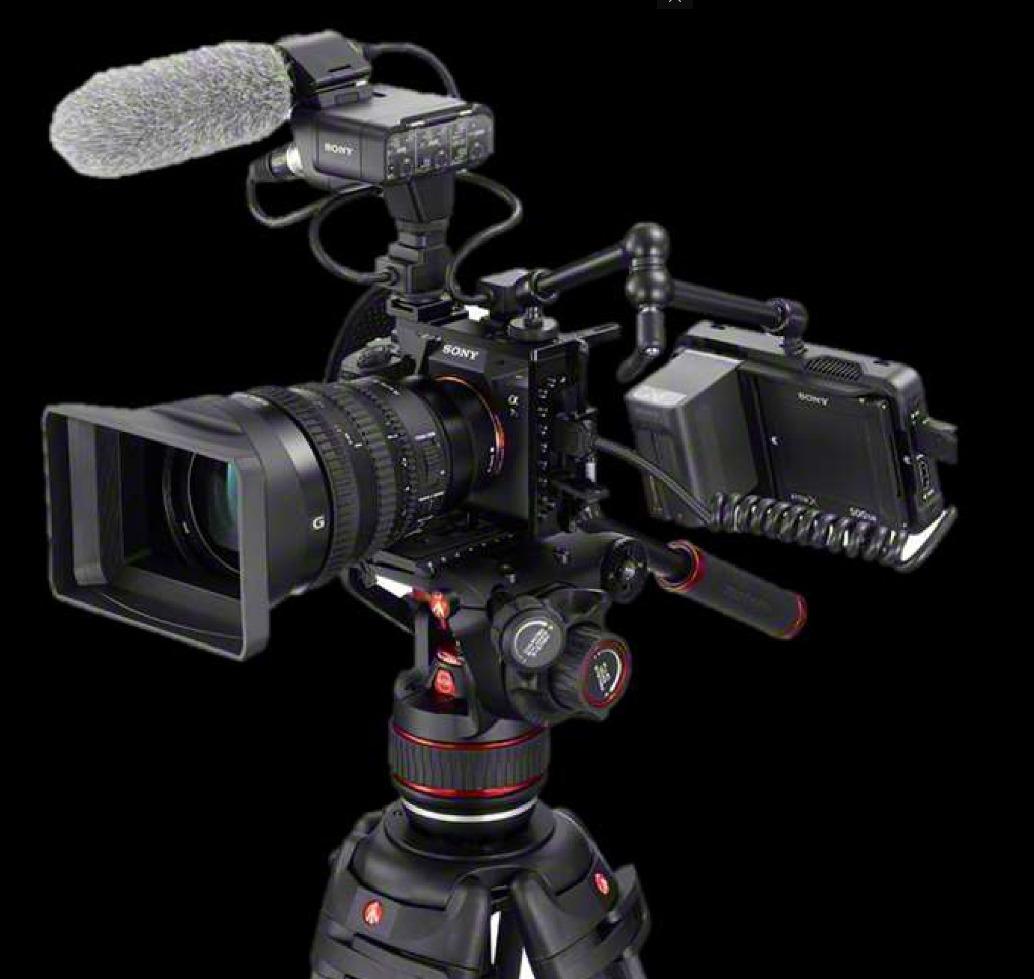 可經由 HDMI 輸出無壓縮 16bit RAW ,透過如 Atomos NINJA 的外置記錄監察器來儲存高畫質影片。