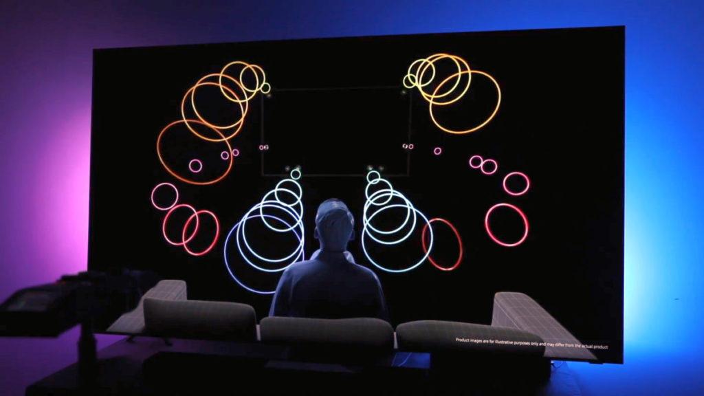 OTS 會追蹤畫面移動中嘅主體物產生的聲音