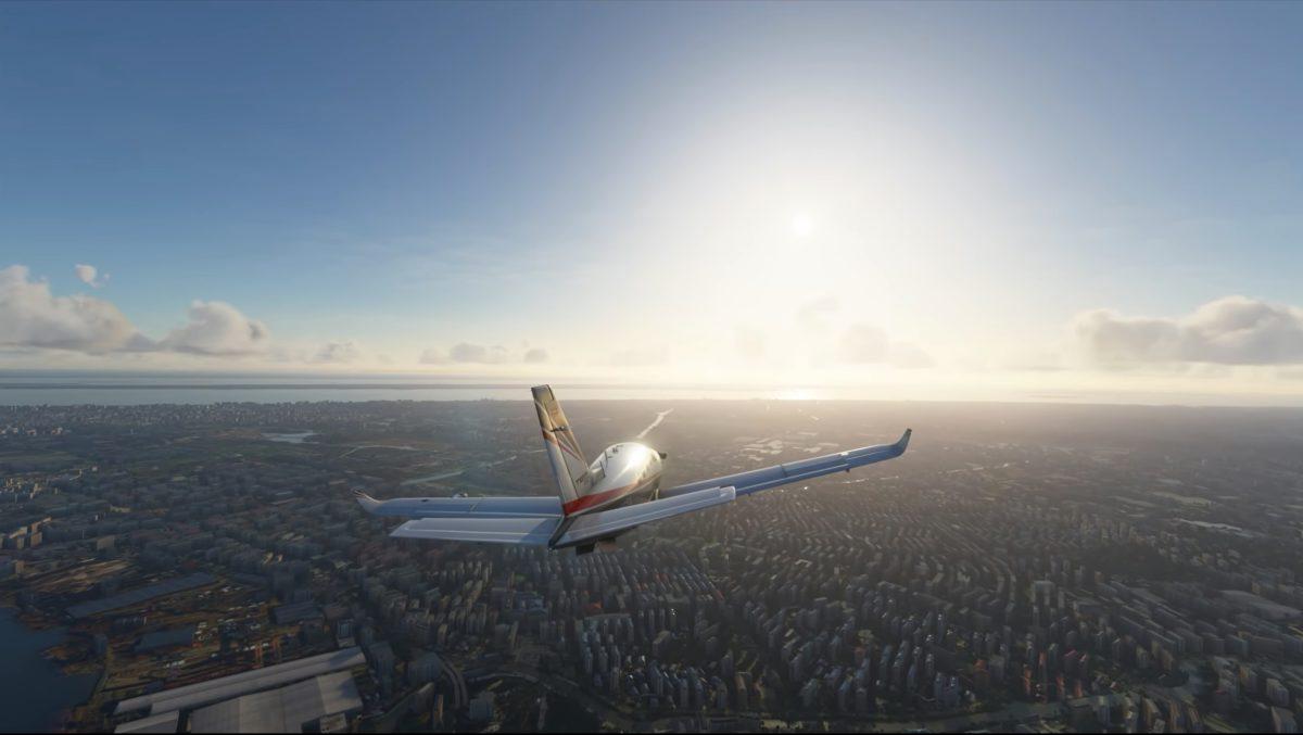 在遊戲中感受駕駛飛機的樂趣和臨場感。