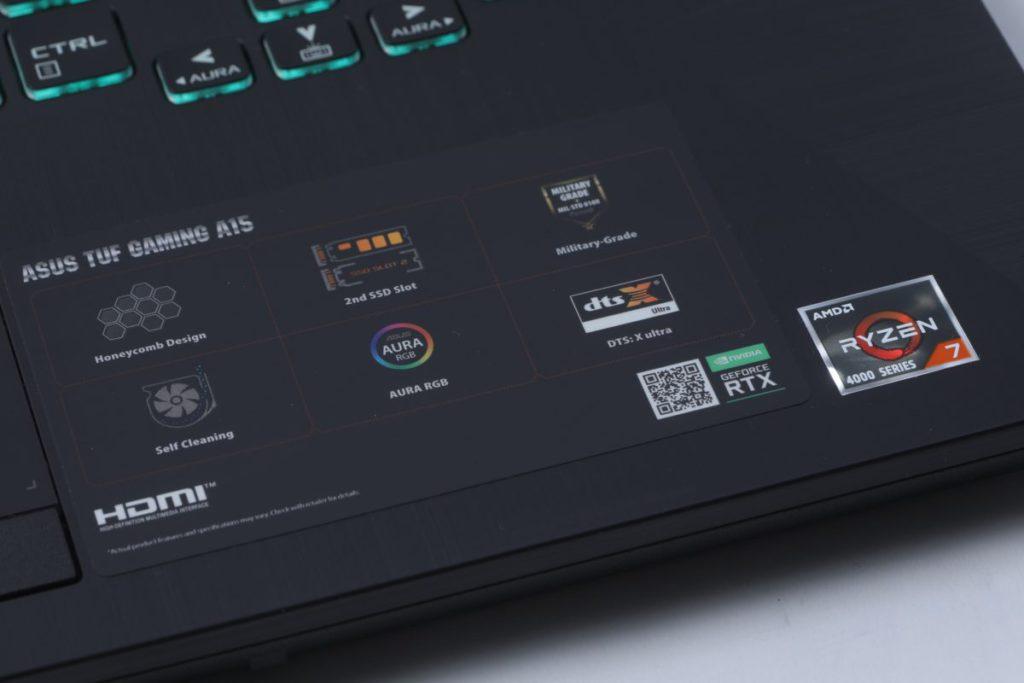 採用AMD處理器及NIVIDIA RTX的配搭。