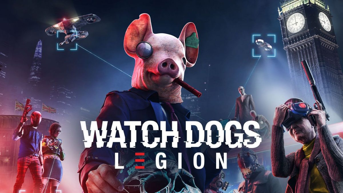 《看門狗:自由軍團》將於 2020 年 10 月 29 日發售。