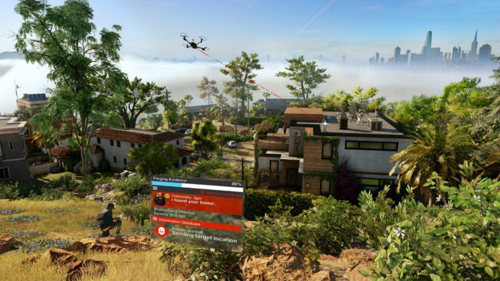 在 2016 年《看門狗 2 》推出時不少玩家都覺得遊戲中 3D 打印、無人機等技術過於離地,但來到現在來看卻又覺得十分親切。