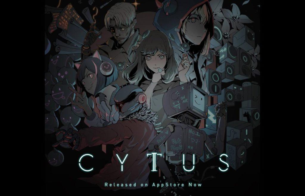 ICE 於 《 Cytus II 》中擔任音樂總監。