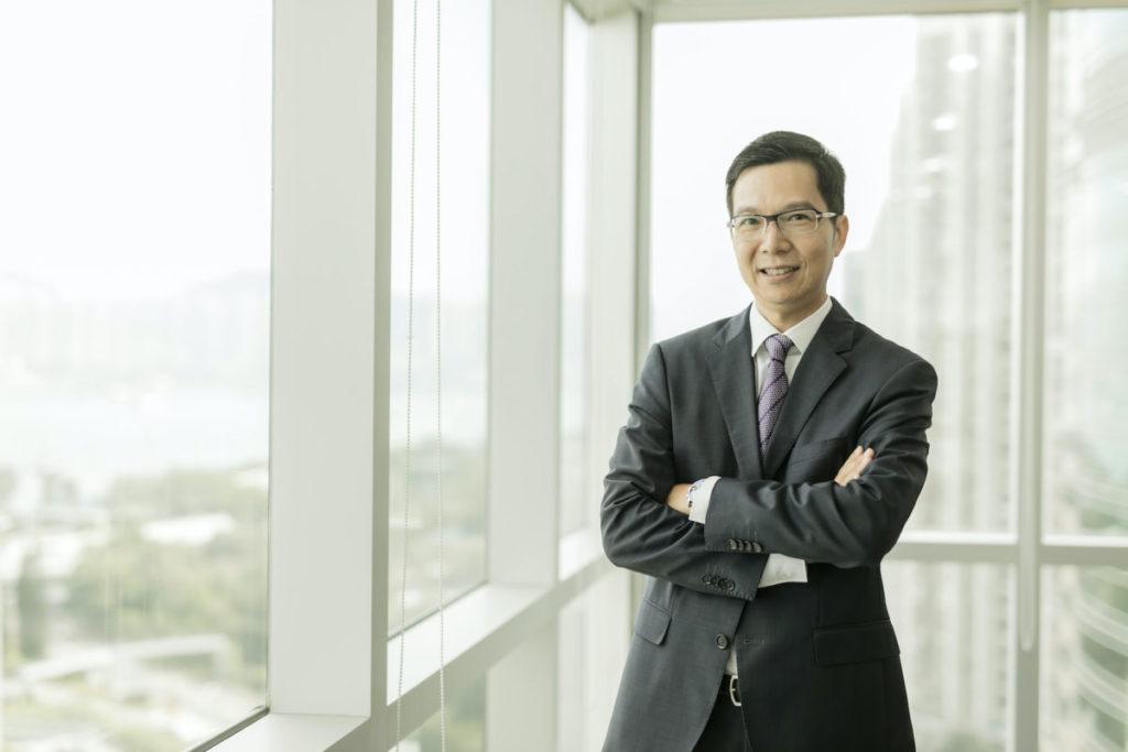 富士通香港行政總裁吳少偉