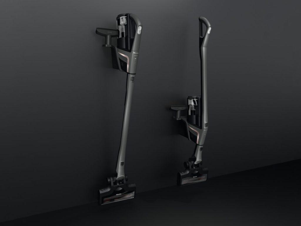 Miele Triflex HX1 機身可以自由裝成不同模式