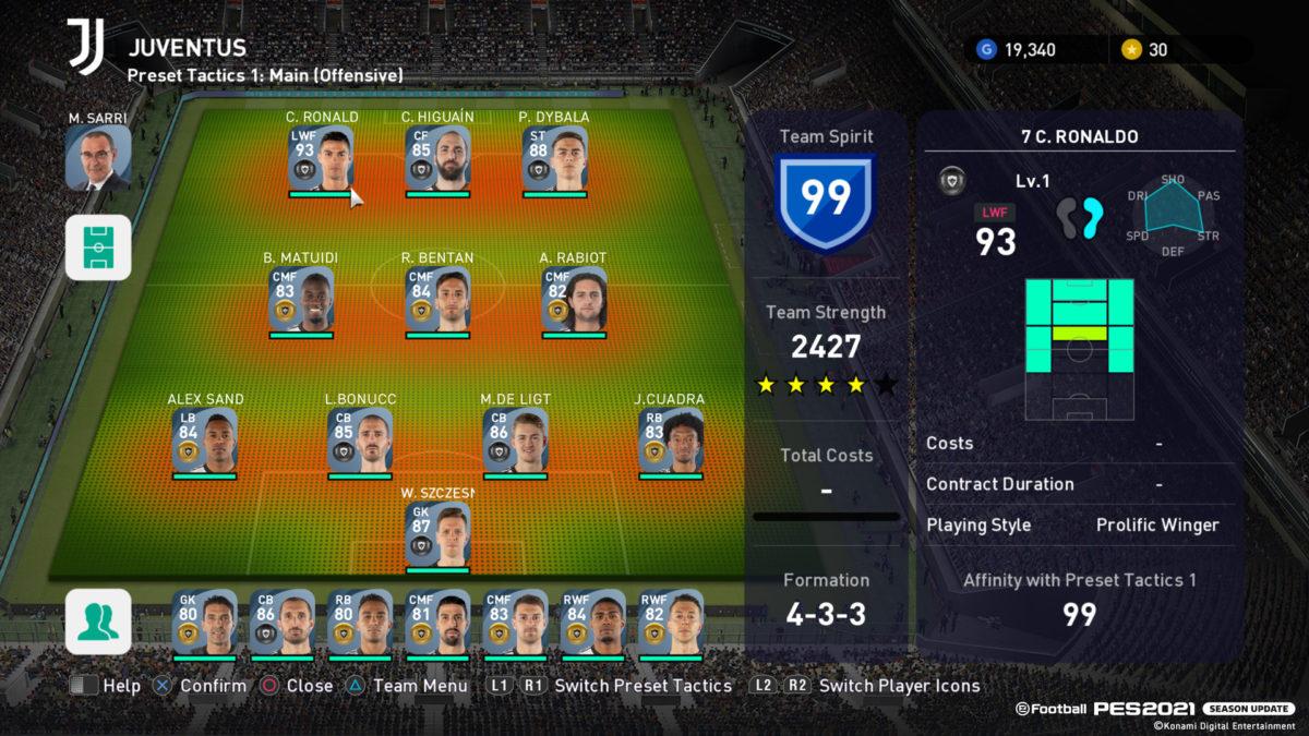 今次的合作夥伴有巴塞隆拿、祖雲達斯、曼聯、拜仁慕尼黑及 阿仙奴,陣容鼎盛。