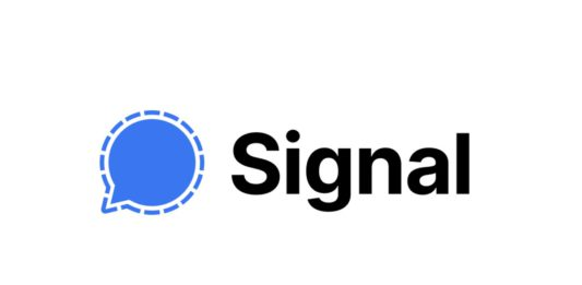 Signal logo 。