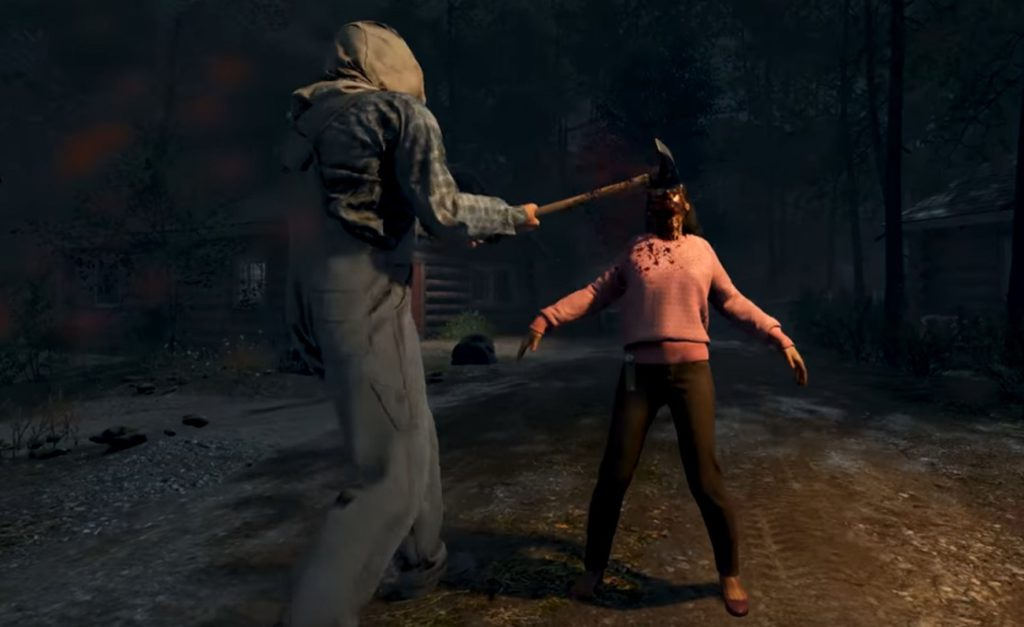 與其避開 Jason 20 分鐘,不如想合作方法殺掉或逃走會更實際。