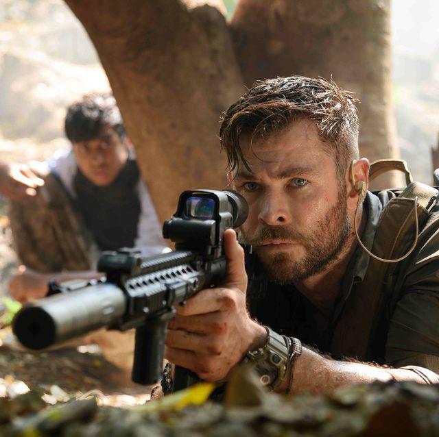 """由 """"雷神"""" Chris Hemsworth 主演的動作電影《驚天營救》,收看用戶高達 9,900 萬"""