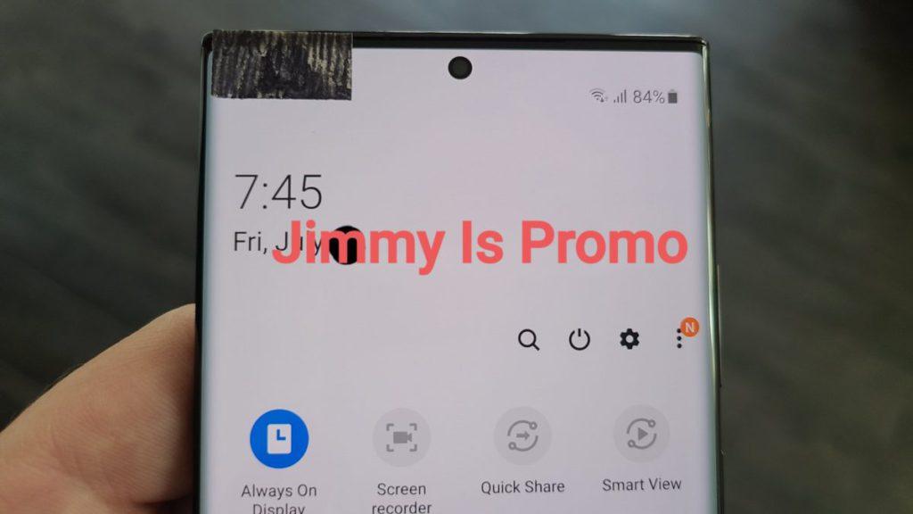 Samsung Galaxy Note 20 極大機會使用單開孔屏幕,據知為 6.9 吋。