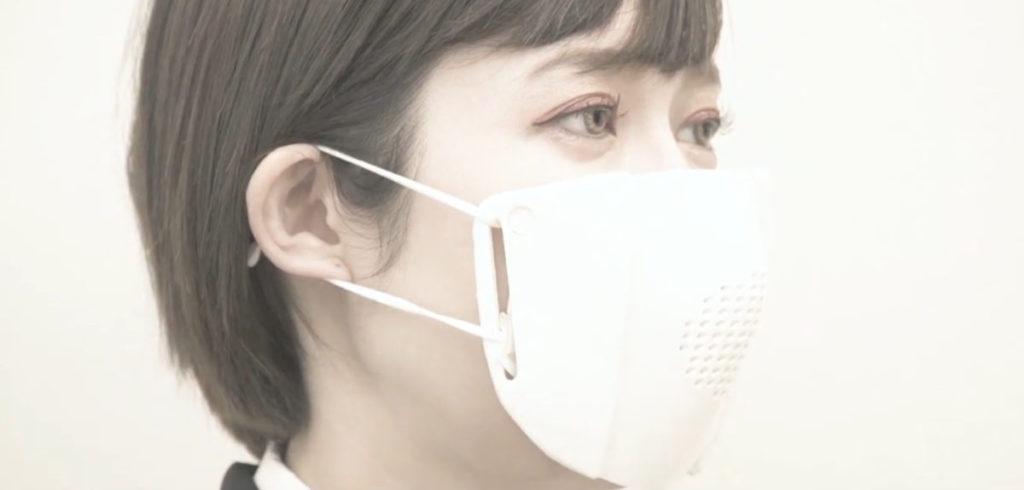 可以配合普通醫療口罩使用
