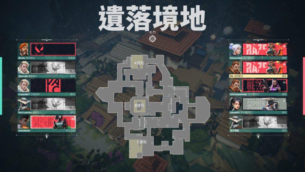 死鬥模式讓玩家以一敵九。