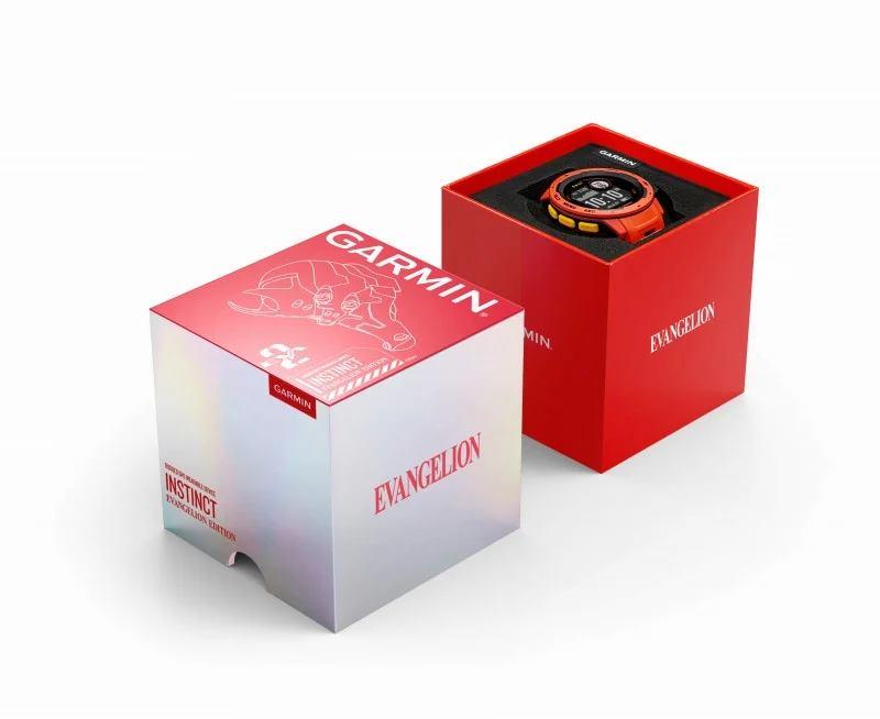 包裝採用紅白配色