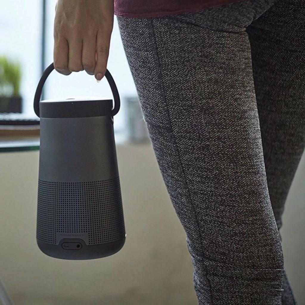 Bose SoundLink Revolve+ 原價 $2,598 ,減價後 $1,988 就買到。