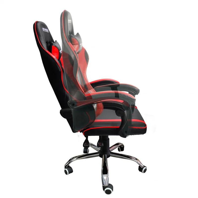 扶手亦採用聯動式設計,椅背角度改變時扶手位也隨著改變角度。