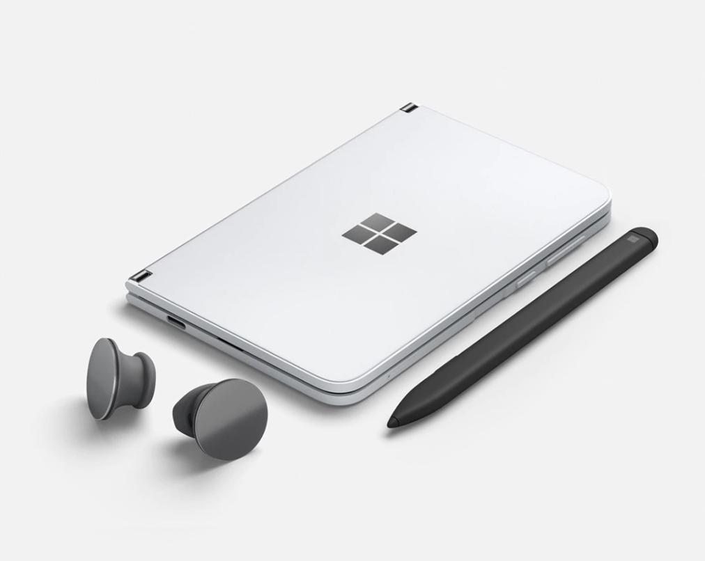 另有推出專屬 Surface Slim Pen及Surface Earbuds。