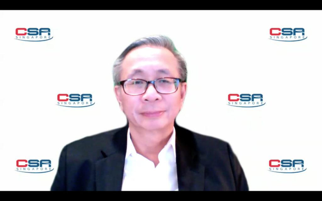 許智賢表示,網絡攻擊跟隨WFH模式正在改變。