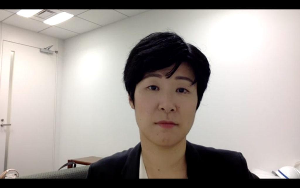 松原實穂子表示,區內近半機構未曾提供在家工作相關的網絡安全訓練。