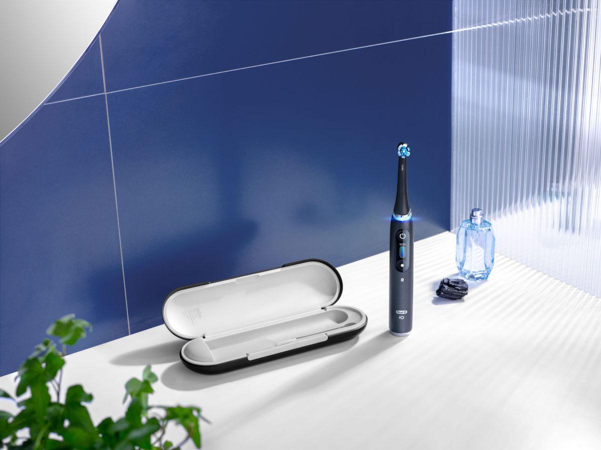 未來磁動牙刷 iO