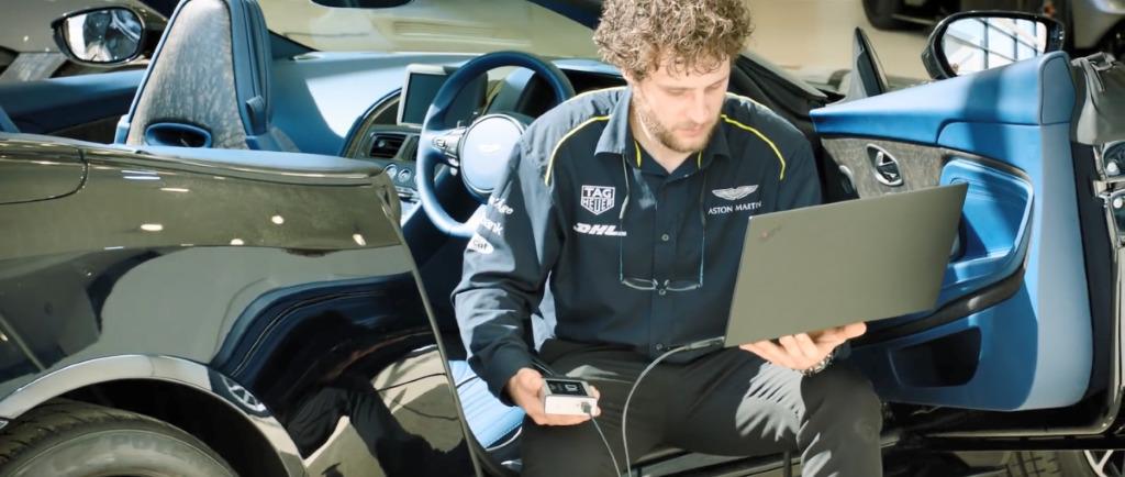 著名汽車品牌 Aston Martin 的汽車研發團隊亦是採用 ThinkPad P 系列工作站筆電。
