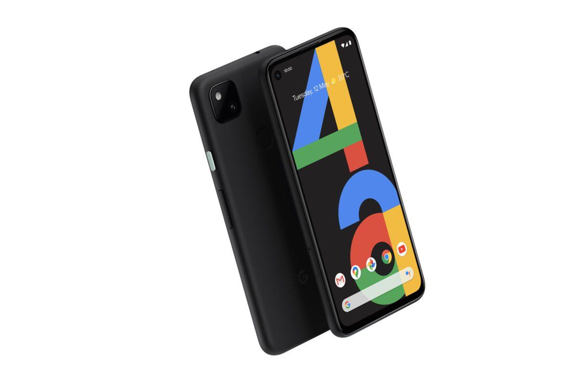 作為廉價版手機, Pixel 4a 採用一體成型的聚碳酸脂機身,而且像 Pixel 3a 一樣保留了 3.5mm 耳機插。