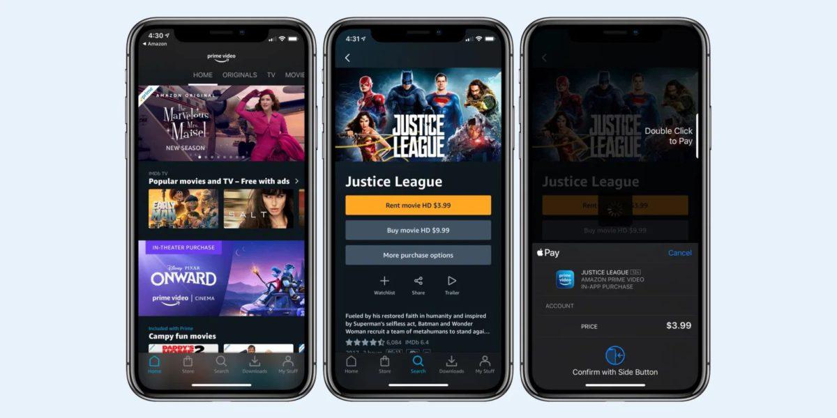 一般 App Store 上的應用程式使用 In-App Purchase 收取訂閱時,都要被 Apple 抽取 30% 分成,不過 Amazon Prime Video App 卻只收取 15% 分成。