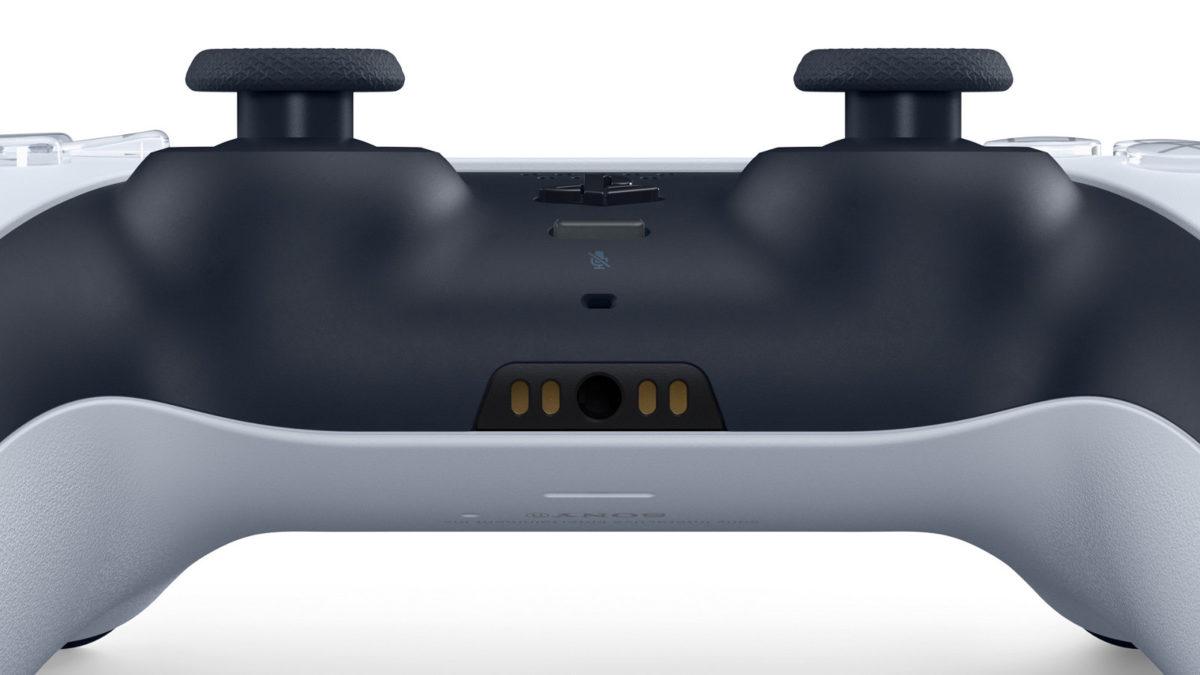 DualSense 仍設有 3.5mm 接口,可以連接用戶手上的耳機。