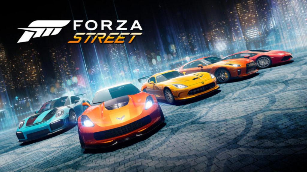 《 Forza Street 》就是 Microsoft 其中一款利用 Unreal Engine 開發的 iOS 遊戲。