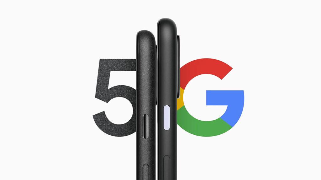 Pixel 5 和 Pixel 4a 5G 早在 8 月時已有預告。