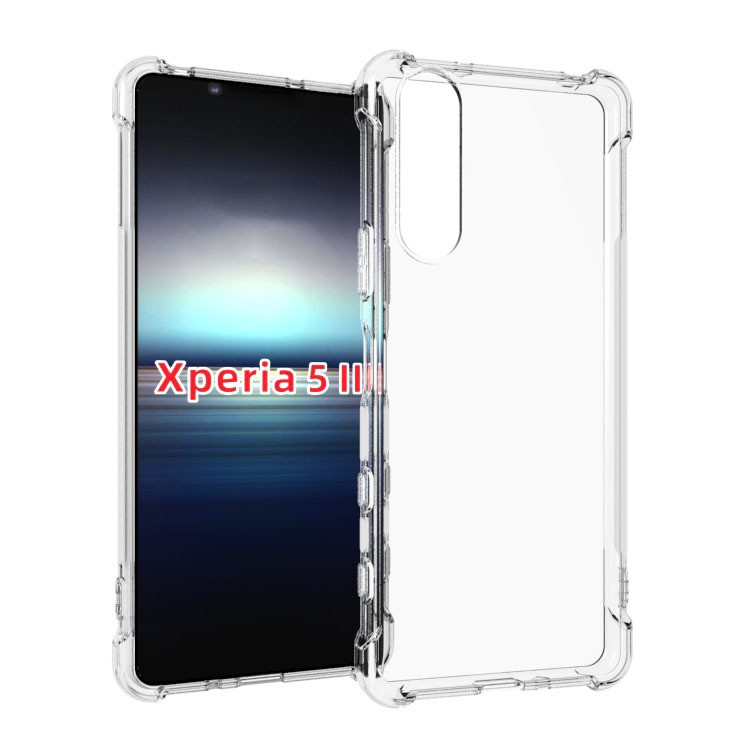 手機保護殼廠商釋出的疑似 Xperia 5 II 的正面