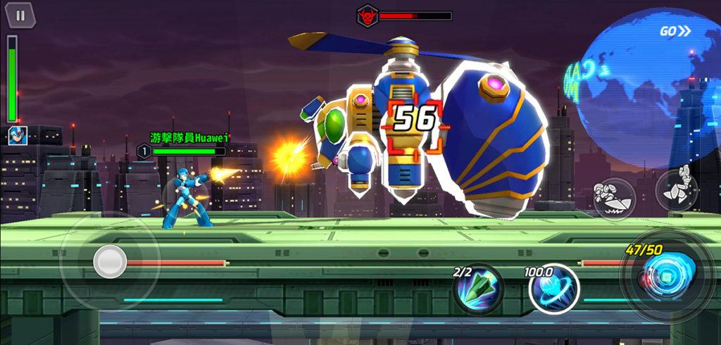 遊戲中所有動作均保留「洛克人X」的正宗動作。
