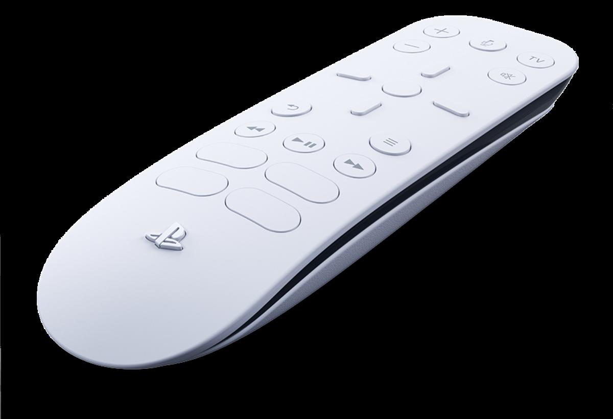 PS5 媒體控制器。
