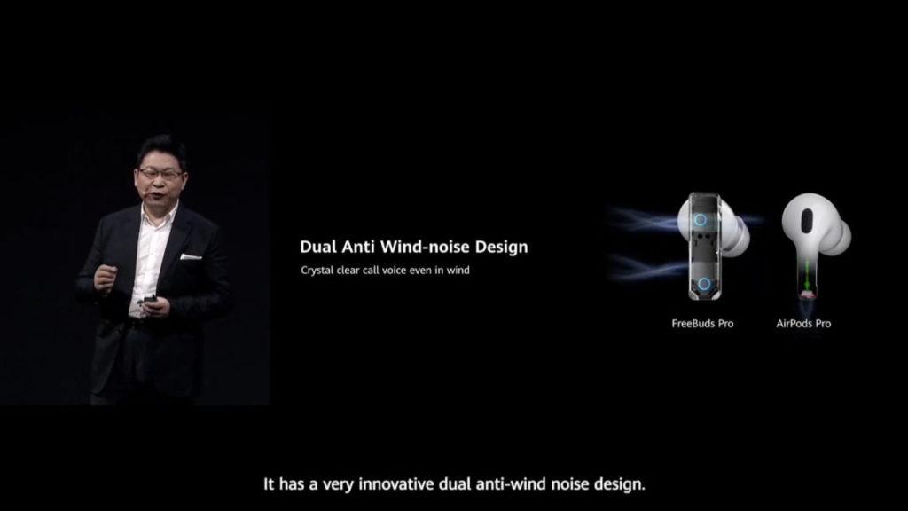 耳機柄獨有防風設計,即使在強風環境下仍然能保持清晰的通話。
